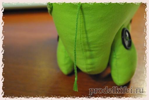 25 плетем косичку для хвостика слона
