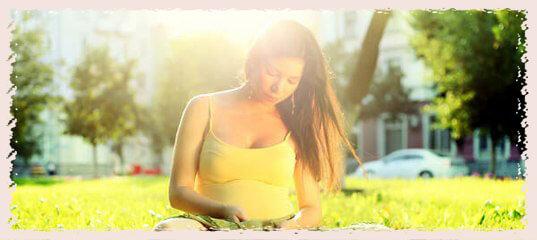 наслаждаемся беременностью