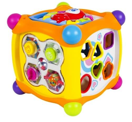 Top 10 best educational toys for children up to 1 year