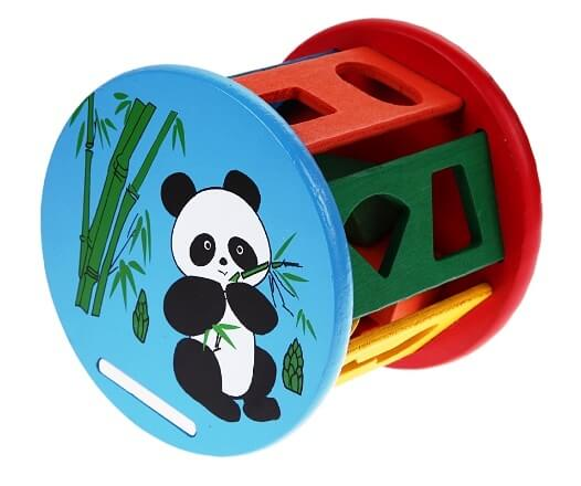 the children's toy Panda